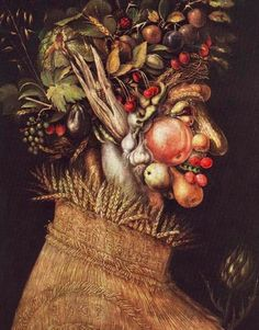 Buy famous artwork Summer by Arcimboldo Giuseppe. Fine arts for sale. Summer by Arcimboldo Giuseppe is classic art. Buy quality art at ATX Fine Arts. Most Famous Paintings, Famous Artwork, Giuseppe Arcimboldo, Canadian Forest, Wood Source, Italian Painters, Wood Canvas, Videos Funny, Art Reproductions