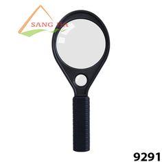 Sang Hà Văn phòng phẩm giá sỉ - Kính lúp - 60mm Deli - 9091