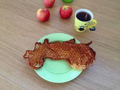 Gunns momsemat: Vafler med eple og kanel Breakfast, Food, Morning Coffee, Essen, Meals, Yemek, Eten