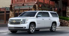 Got your eye on the 2015 Tahoe or Suburban? Check out the color palette that will be available on the redesigned SUV.
