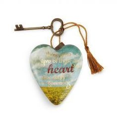 Art Hearts Truly Generous found at the ChristmasOrnamentStore.com year round...
