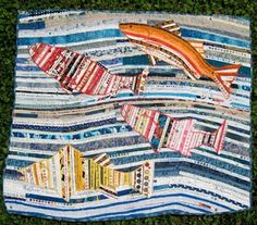 393 Best Selvage Quilts Images On Pinterest In 2018 Mini