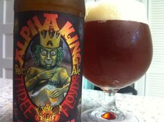 Three Floyds ' Alpha King' American Pale Ale Beer Review