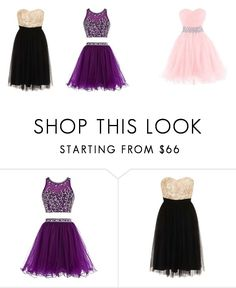 """""""Pretty Prom Dresses #2"""" by jimmyrialove on Polyvore featuring Dorothy Perkins"""