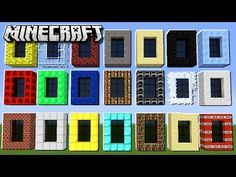 New Portals To Any Dimension In Minecraft Minecraft Portal, Minecraft App, Minecraft Projects, Minecraft Furniture, Minecraft Ideas, Diy And Crafts, Crafts For Kids, Pocket Edition, Custom Map