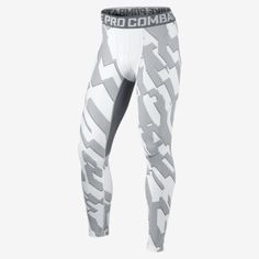 Nike Pro Combat Hyperwarm Dri-FIT Max Chainmaille Compression Men's
