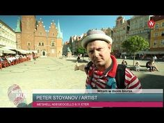 BREAKING MUSE: Peter Stoyanov / Pepe the #Clown #Wroclaw