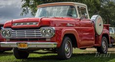 1959 Ford F100 Pickup Truck   Flickr - Photo Sharing!
