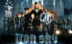 Images for Desktop: iron sky pic, 2558x1570 (1173 kB)