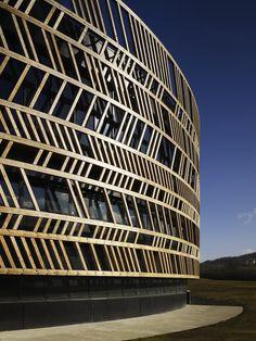 Alésia Museum - Bernard Tschumi Architects.