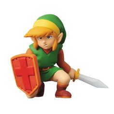 "AmiAmi [Character & Hobby Shop] | Ultra Detail Figure No.177 Nintendo Series 1 Link from ""The Legend of Zelda""(Released)"