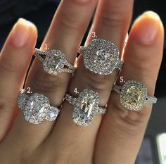 Everything you need to know about cushion cut diamonds
