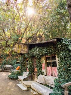 Cold Spring Tavern in the Mountains Above Santa Barbara - California Through My Lens Solvang California, California Dreamin', Fallbrook California, Cold Spring Tavern, Santa Barbara California, Weekend Trips, Weekend Getaways, Beautiful Places, Places To Visit