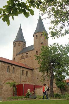 Kloster Drübeck bei Wernigerode: Das evangelische Zentrum bietet Schweigetage an.