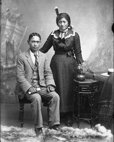 мужчина и женщина племени маори фото