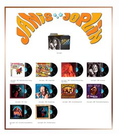 Like us on to stay updated If you don't know Janis Joplin take your time and watch the video: Like us on to stay updated Rock Album Covers, Greatest Rock Bands, Music Decor, Vintage Rock, Best Albums, Janis Joplin, Art Icon, Cd Cover, Music Is Life