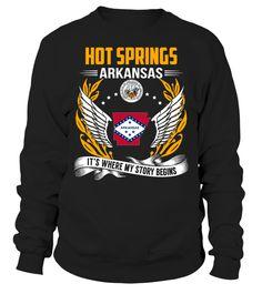 Hot Springs, Arkansas - It's Where My Story Begins #HotSprings