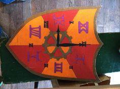 Cardboard shield 2