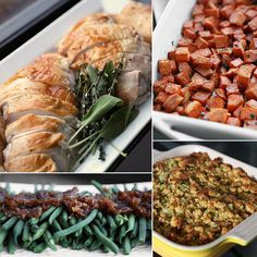 A Thanksgiving Menu for First-Time Hostesses