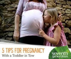 Tips for Surviving Pregnancy with a Toddler in Tow preparing for pregnancy prepar for pregnancy #baby #pregnancy