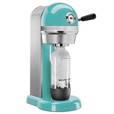 KitchenAid™ Sparkling Beverage Maker Powered by SodaStream® in Aqua Sky 199