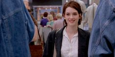 There have been few ingenues of the screen as important (and dare I say…iconic?) as Winona Ryder. | 17 Important Lessons Winona Ryder Can Teach Your Children About Life