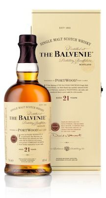 The 12 Days of Whiskey, Day 10: Balvenie PortWood 21 - Esquire