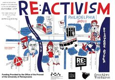 Activism is a location-based urban game that maps the history of activism onto the streets where it happened, as players reenact and re-create the actions that once took place there. Structured as a non-linear race, teams move between historic sites in any order they choose, completing challenges with varying degrees of difficulty and risk.