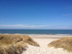 Nordseestrand von Dänemark
