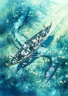 Likes, 219 Comments - Comic artist Fantasy Landscape, Landscape Art, Pretty Art, Cute Art, Arte Peculiar, Japon Illustration, Environment Concept Art, Scenery Wallpaper, Wow Art