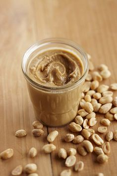 William's-Sonoma's how-to for making nut butters including peanut butter and hazelnut spread