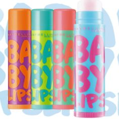 Baby Lips! The best chapstick