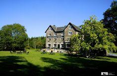 Mooi landhuis op een bijzondere plek in de Ardennen.