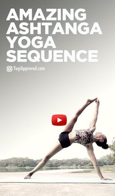 The Impossible | Amazing Ashtanga Yoga Sequence (Video) this is amazing!!!!