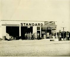 Standard - Click through to the source page for many vintage small town structures