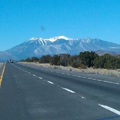 Flagstaff, AZ...yes, it snows (alot) in Arizona!  I lived here for a couple years.