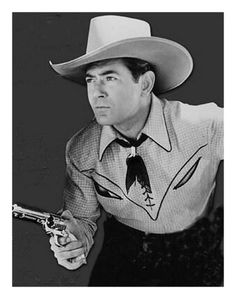Johnny Mack Brown in his mid career, made exclusively low budget westerns and eventually became one of the screen's top B-movie cowboy stars, making 127 western films during his career, including Ride 'Em Cowboy with Abbott and Costello. Mack Brown went into retirement in 1953. He returned more than ten years later to appear in secondary roles in a few Western films.
