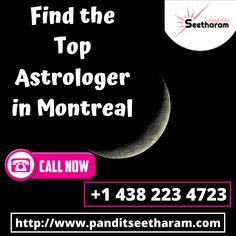 Looking for a famous Psychic in Quebec & best Psychic in Montreal? Your Search Ends Here. Pandith Seetharam Ji Is the Psychic Reader in Montreal Who Offers the Best Astrology Services with Instant Results. Get Astrology Services for Black Magic Removal Services, Job Problems, Financial Problems, Health Problems, Marriage Problems, and Psychic Reader in Quebec. Contact now for astrologer in Quebec. For more information visit our website. Call on +1 438-223-4723 to get the astrologer in…
