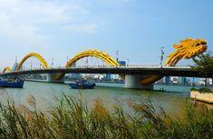 Vietnam Robert Jordan, Bridge Construction, Urban Planning, Sydney Harbour Bridge, Vietnam, Skyscraper, Building Bridges, United States, World