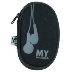 Ear Bud Case-Love this small squishy case. My ipod nano (6th gen) fit in the case with ear buds. Slips in a pocket. Great for long flights.