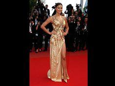 Cannes 2015 Irina Shayk (Quelle:  EPA/IAN LANGSDO)