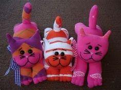 sock cats!