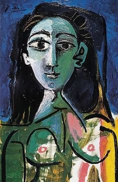 Pablo Picasso - I love his work