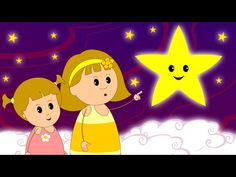 Star Light Star Bright Nursery Rhyme Lyrics Super Fun Baby Nursery Rhymes and Education New Nursery Rhymes, Nursery Rhymes Lyrics, Nursery Rhymes Collection, Rhymes With You, Rhymes For Kids, Art For Kids, Baby Songs, Kids Songs, Nursery Ryhmes