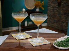 """Maple Leaf (Warm Up for the Season) - Geoffrey Zakarian, """"The Kitchen"""" on the Food Network."""