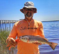 Strong Angler Challenge - [U.S. Open] - Nice Redfish. #redfish