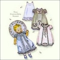 I want to make these beautiful baby day dresses. Even no one puts them on their babies anymore I absolutely love them. Wouldn't it be nice if babies were dressed like babies and the same with small children . Don't dress them all grown up in minature teen clothes.