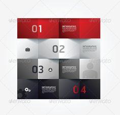 Modern Design Minimal Style Infographic Template #design Download: http://graphicriver.net/item/modern-design-minimal-style-infographic-template/6758285?ref=ksioks