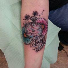 Daughter tattoo