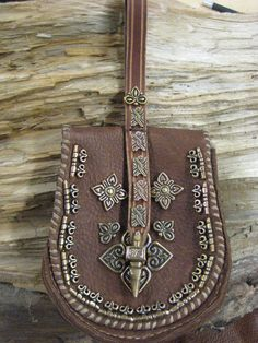 Belt pouch viking era by torfin on Etsy, $390.00